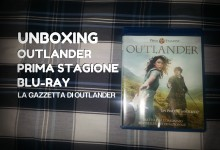 Unboxing: Outlander Prima Stagione Blu-ray
