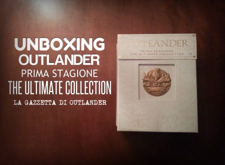 Unboxing: Outlander Prima Stagione The Ultimate Collection