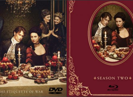 Outlander Stagione 2 dal 16 Novembre in Home Video in Italia