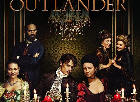 Le Cover Finali di Outlander Seconda Stagione in DVD e Blu-Ray