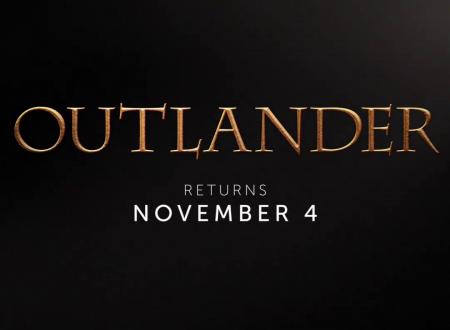 La Quarta Stagione di Outlander dal 4 Novembre