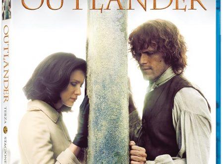 Outlander 3: I Packshot delle Edizioni Home Video